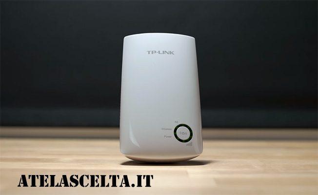 ampliare rete wifi