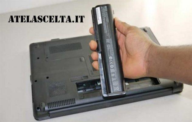 aumentare durata batteria portatile